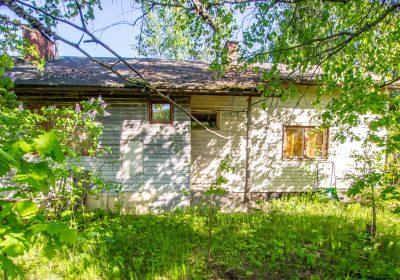 Talon myynti purkukuntoisena